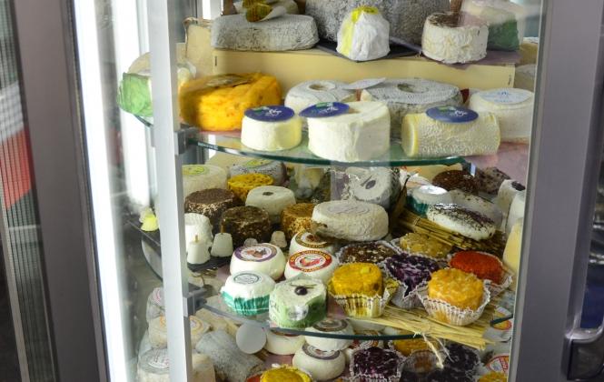 Anugán jártunk, fűszeres sajtokat találtunk