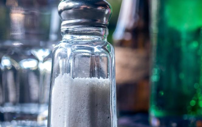 Minden konyha alapja a só